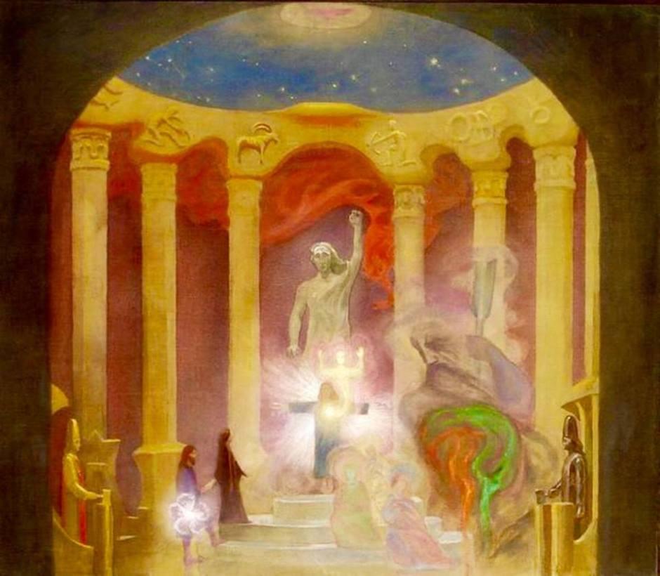christ-in-first-goetheanum