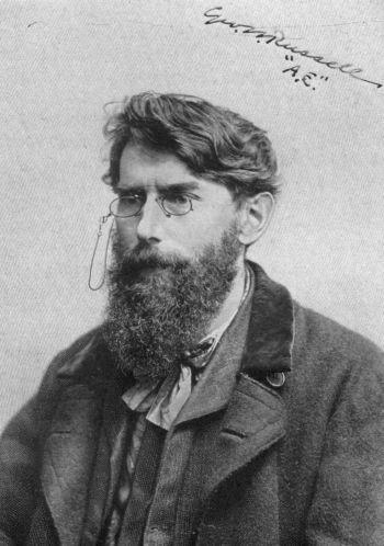 George Russel AE 1