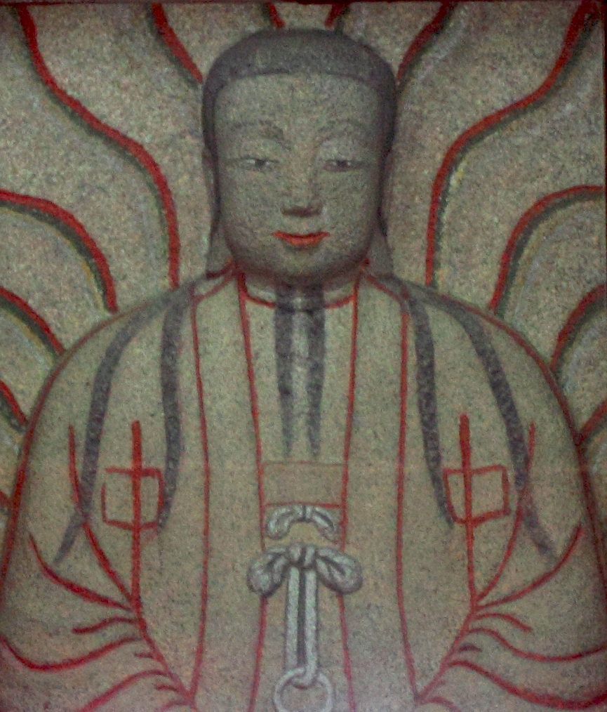 Mani_of_Cao'an;_the_Buddha_of_Light
